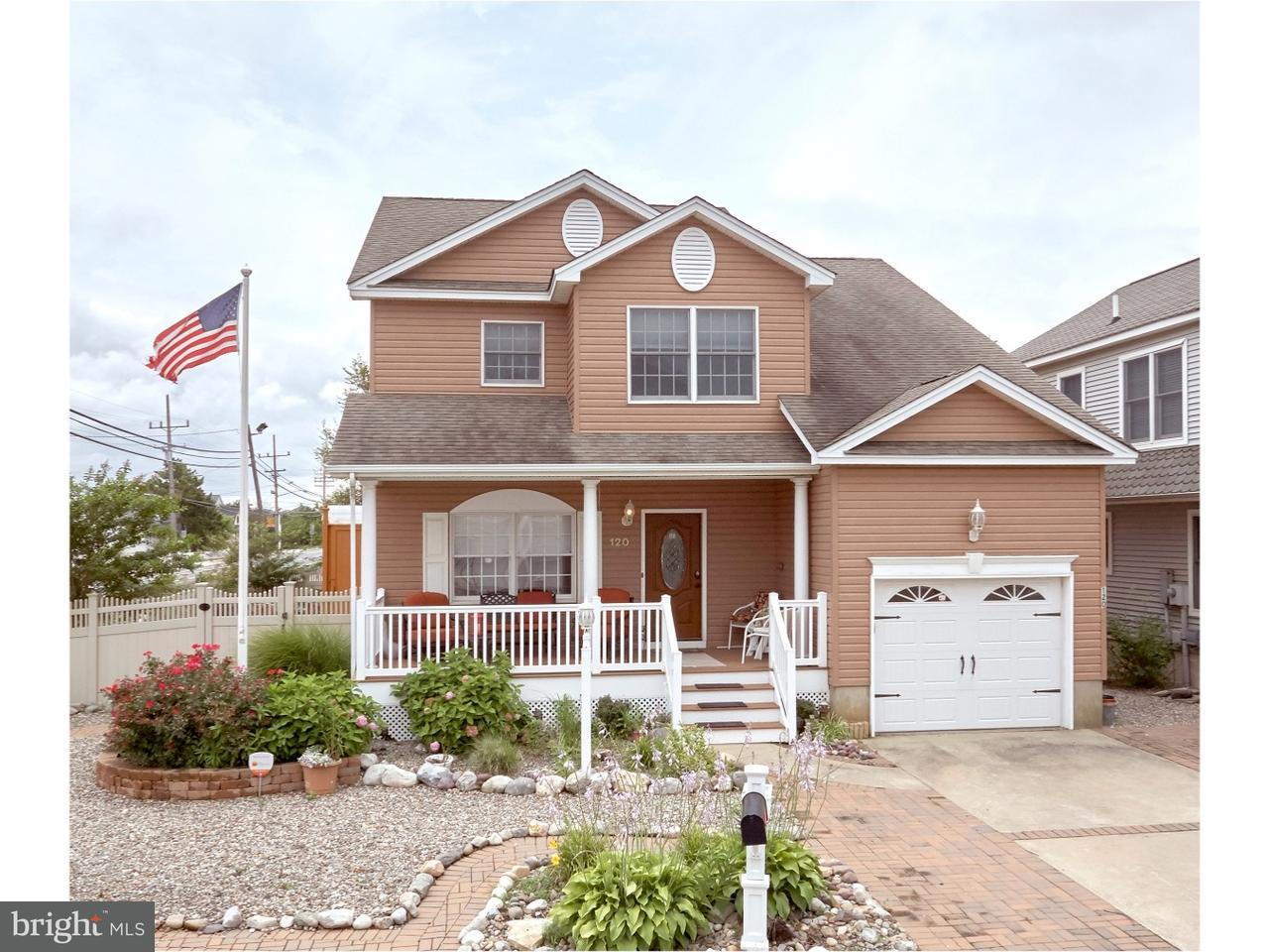 Casa Unifamiliar por un Venta en 120 JEANETTE Court Mantoloking, Nueva Jersey 08738 Estados Unidos