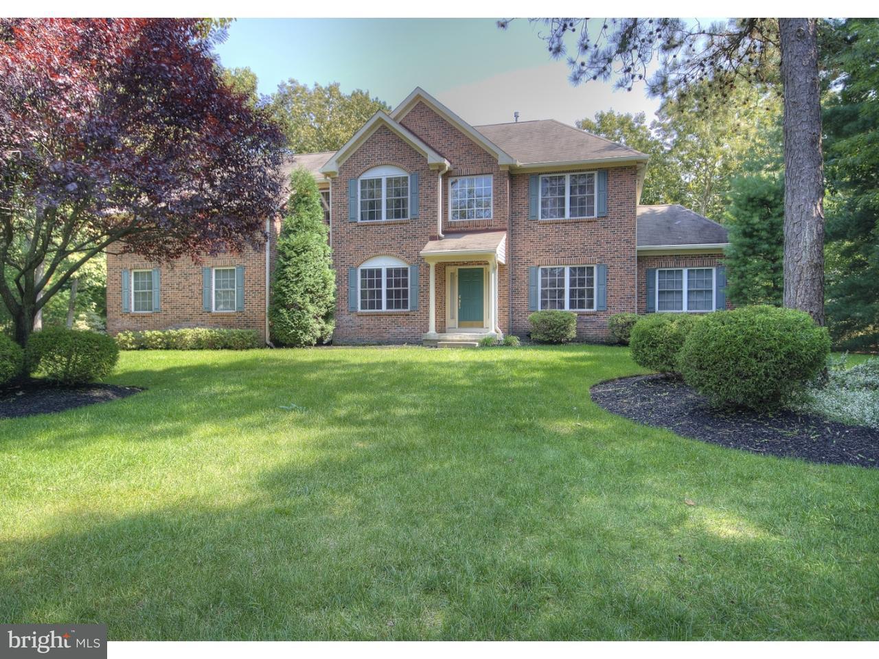 Casa Unifamiliar por un Venta en 4 JASPER JOHNS WAY Evesham, Nueva Jersey 08053 Estados Unidos