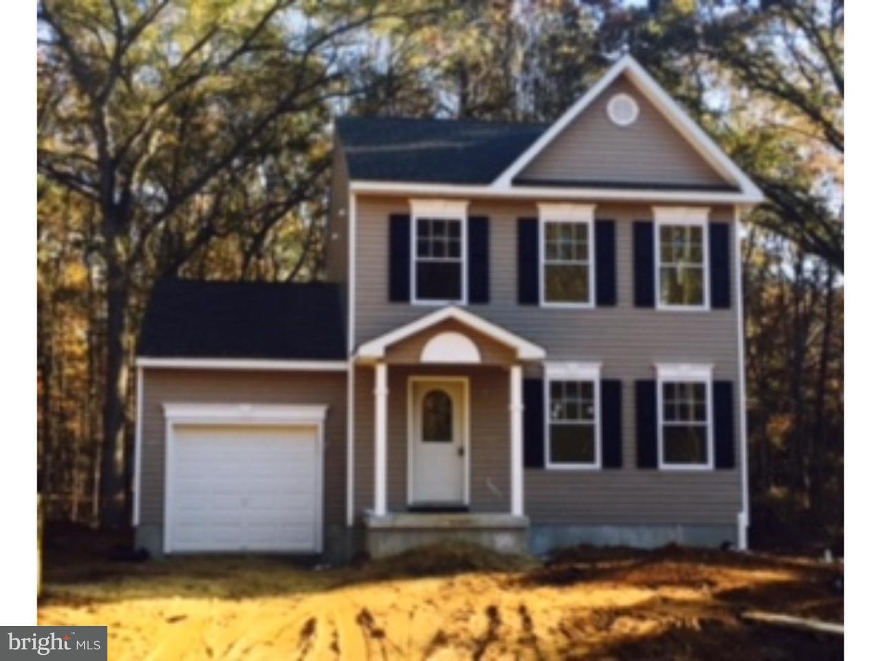 Maison unifamiliale pour l Vente à 521 5TH Avenue Elk Township, New Jersey 08028 États-Unis