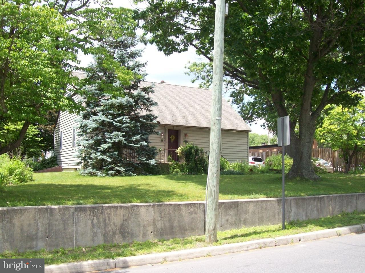 Частный односемейный дом для того Продажа на 45 E CLEMENTON RD E Gibbsboro, Нью-Джерси 08026 Соединенные Штаты