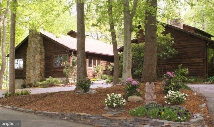 Casa Unifamiliar por un Venta en 4745 CAMP ROOSEVELT Drive 4745 CAMP ROOSEVELT Drive Chesapeake Beach, Maryland 20732 Estados Unidos