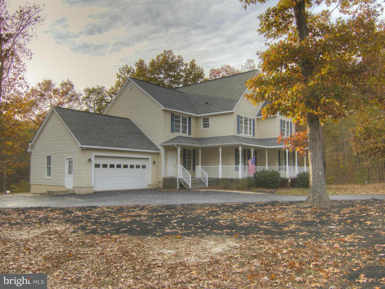Maison unifamiliale pour l Vente à 2782 HENSLEY Road 2782 HENSLEY Road Mineral, Virginia 23117 États-Unis