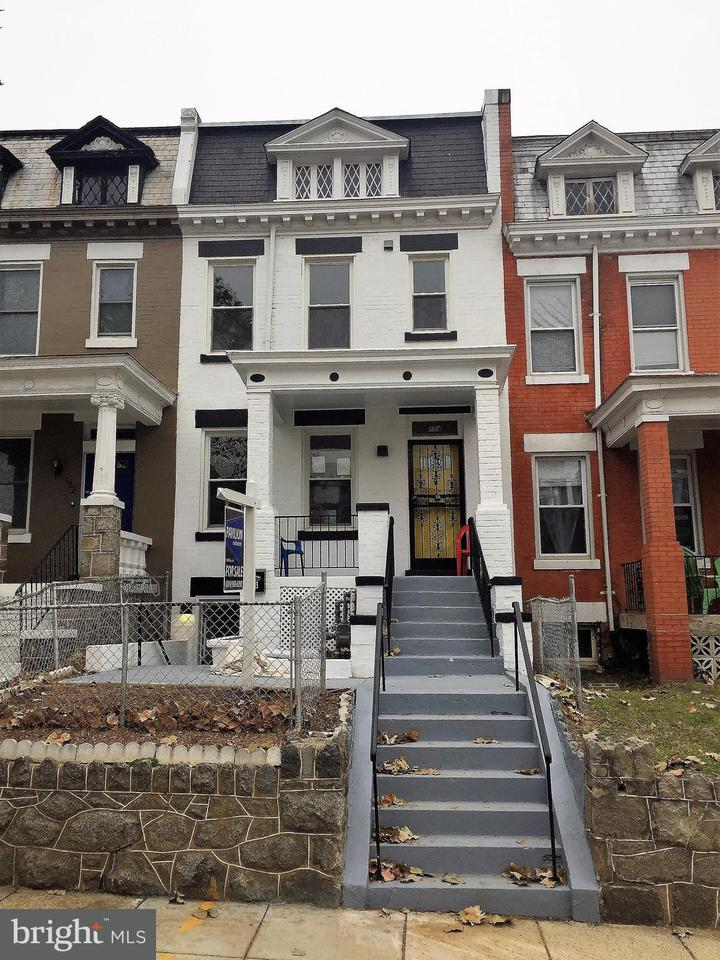 Other Residential for Rent at 154 U St NE Washington, District Of Columbia 20002 United States