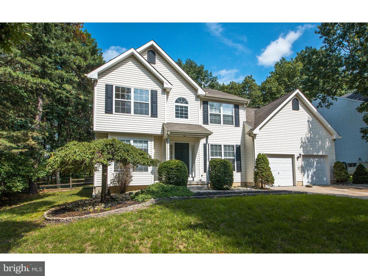 Casa Unifamiliar por un Alquiler en 27 BRITT LEA Drive Sicklerville, Nueva Jersey 08081 Estados Unidos