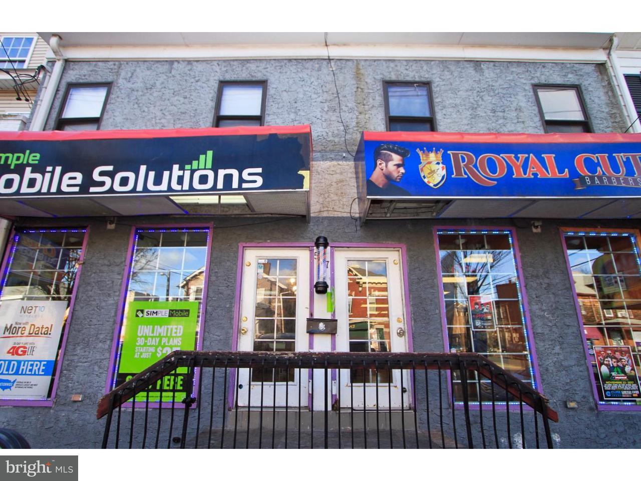Maison unifamiliale pour l Vente à 505 HAMILTON Avenue Trenton, New Jersey 08609 États-UnisDans/Autour: Trenton City