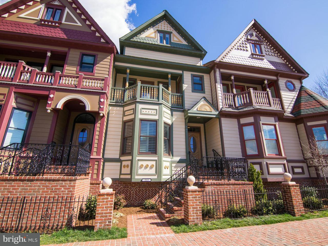 Σπίτι στην πόλη για την Πώληση στο 213 MILL ST #12 213 MILL ST #12 Occoquan, Βιρτζινια 22125 Ηνωμενεσ Πολιτειεσ