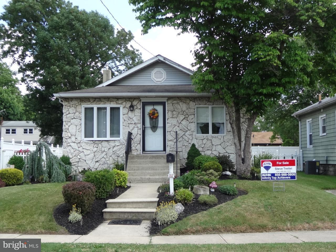 Tek Ailelik Ev için Satış at 112 2ND Street Brooklawn, New Jersey 08030 Amerika Birleşik Devletleri