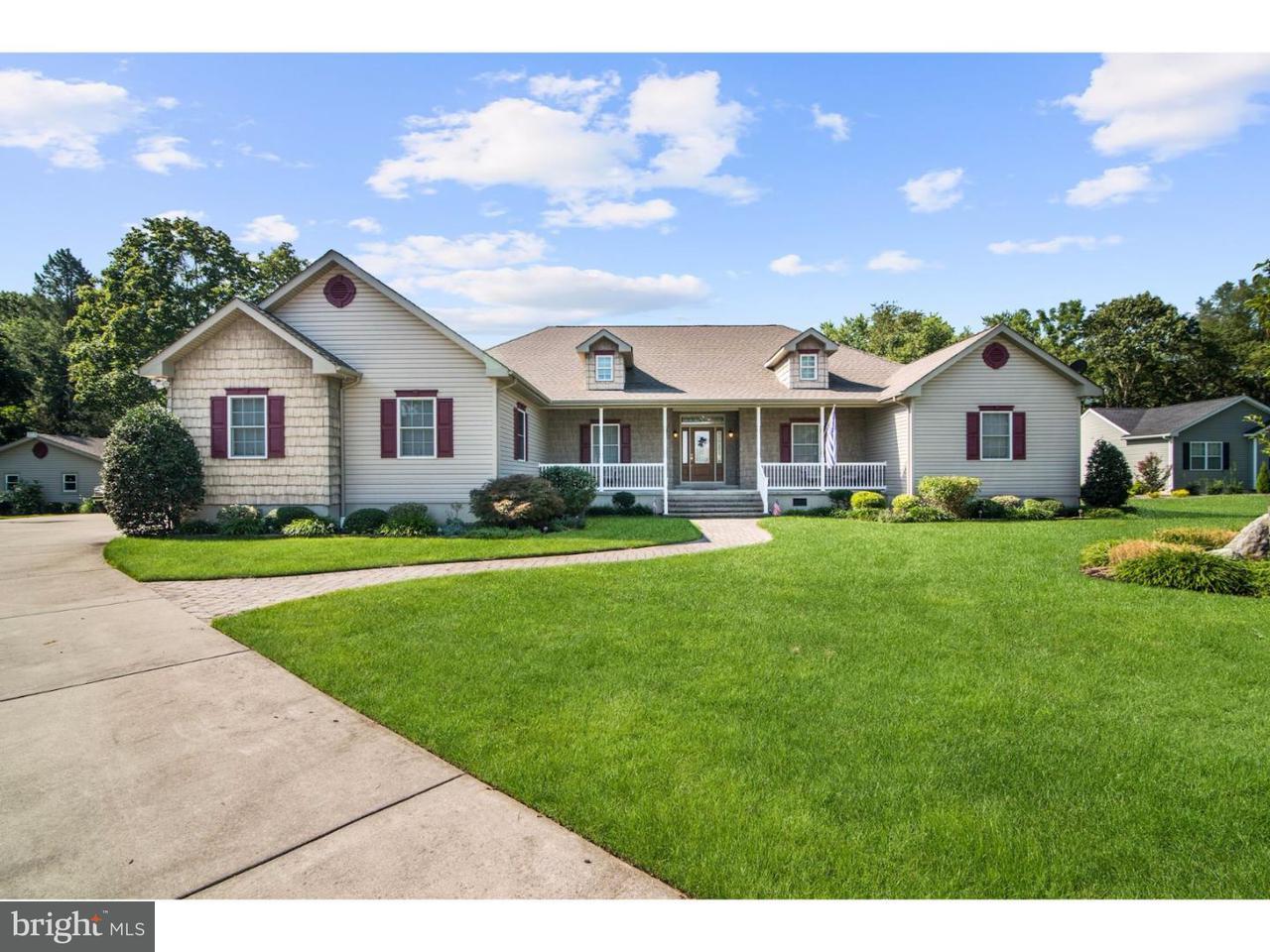 Casa Unifamiliar por un Venta en 1031 GOLDA Lane Vineland, Nueva Jersey 08361 Estados Unidos