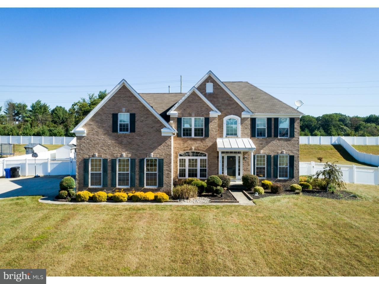 Enfamiljshus för Försäljning vid 39 KRISTEN Lane Mantua, New Jersey 08051 Usa