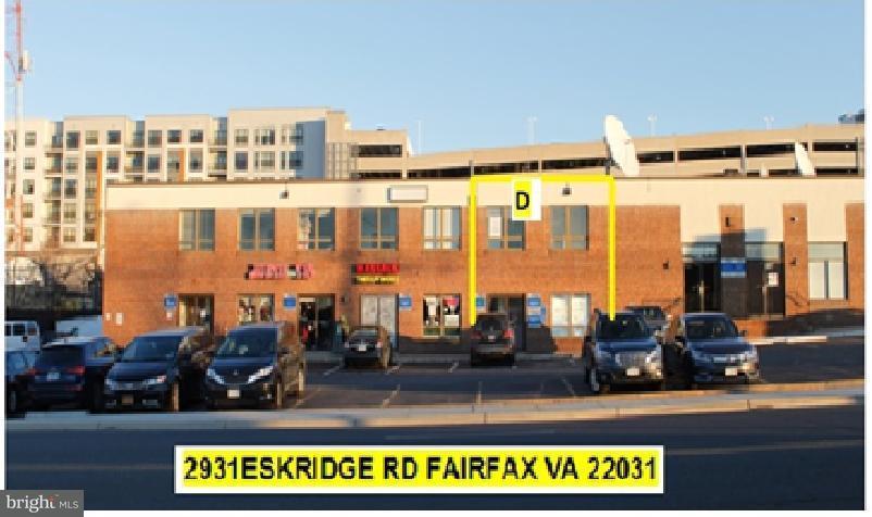 Comercial por un Venta en 2931d Eskridge Road 2931d Eskridge Road Fairfax, Virginia 22031 Estados Unidos