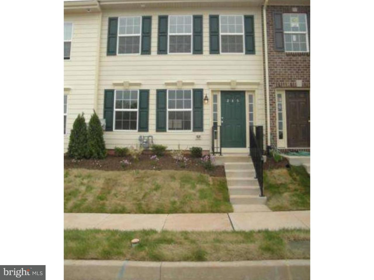 Townhouse for Rent at 245 PEACH Street Pottstown, Pennsylvania 19464 United States