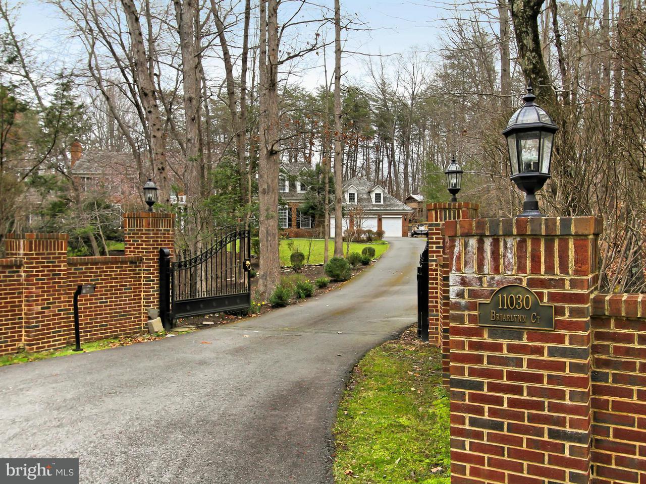 獨棟家庭住宅 為 出售 在 11030 Briarlynn Court 11030 Briarlynn Court Fairfax Station, 弗吉尼亞州 22039 美國
