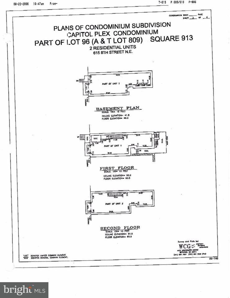 Additional photo for property listing at 615 8TH ST NE 615 8TH ST NE Washington, Distrito De Columbia 20002 Estados Unidos
