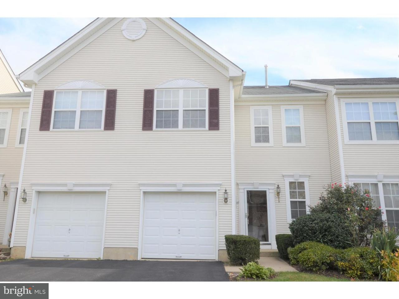 Townhouse for Rent at 24 STAFFORD Drive Princeton Junction, New Jersey 08550 United StatesMunicipality: W Windsor Township