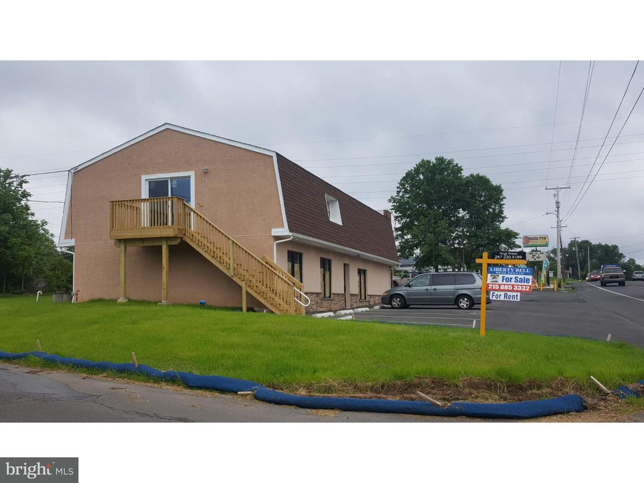 Maison unifamiliale pour l Vente à 1119 BETHLEHEM PIKE Sellersville, Pennsylvanie 18960 États-Unis