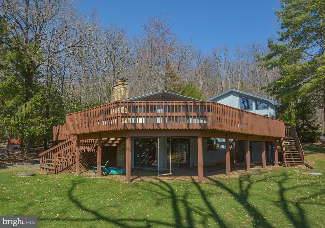 Частный односемейный дом для того Продажа на 2163 STATE PARK Road 2163 STATE PARK Road Swanton, Мэриленд 21561 Соединенные Штаты