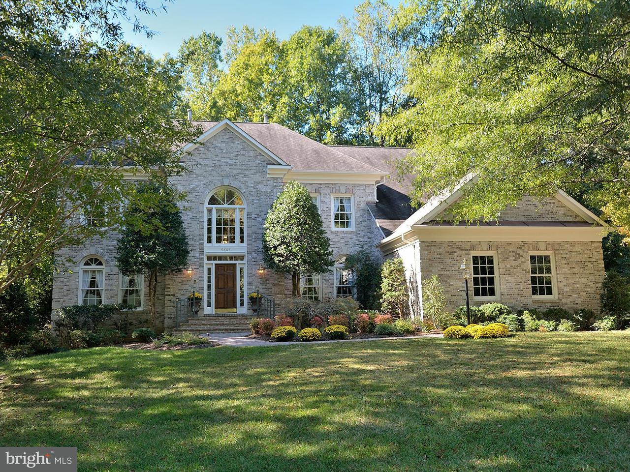 獨棟家庭住宅 為 出售 在 9805 PORTSIDE Drive 9805 PORTSIDE Drive Burke, 弗吉尼亞州 22015 美國