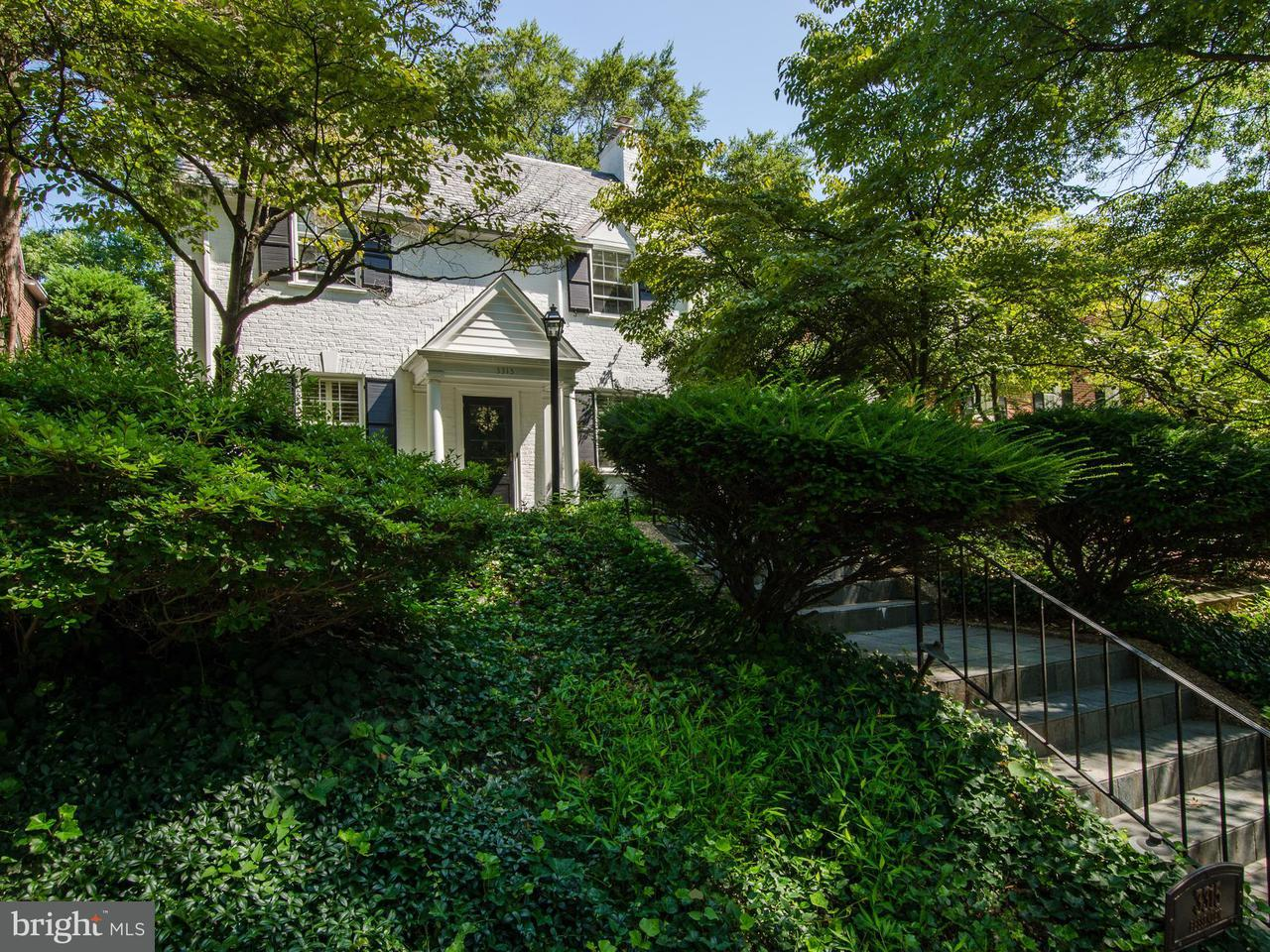 Single Family Home for Sale at 3315 FESSENDEN ST NW 3315 FESSENDEN ST NW Washington, District Of Columbia 20008 United States