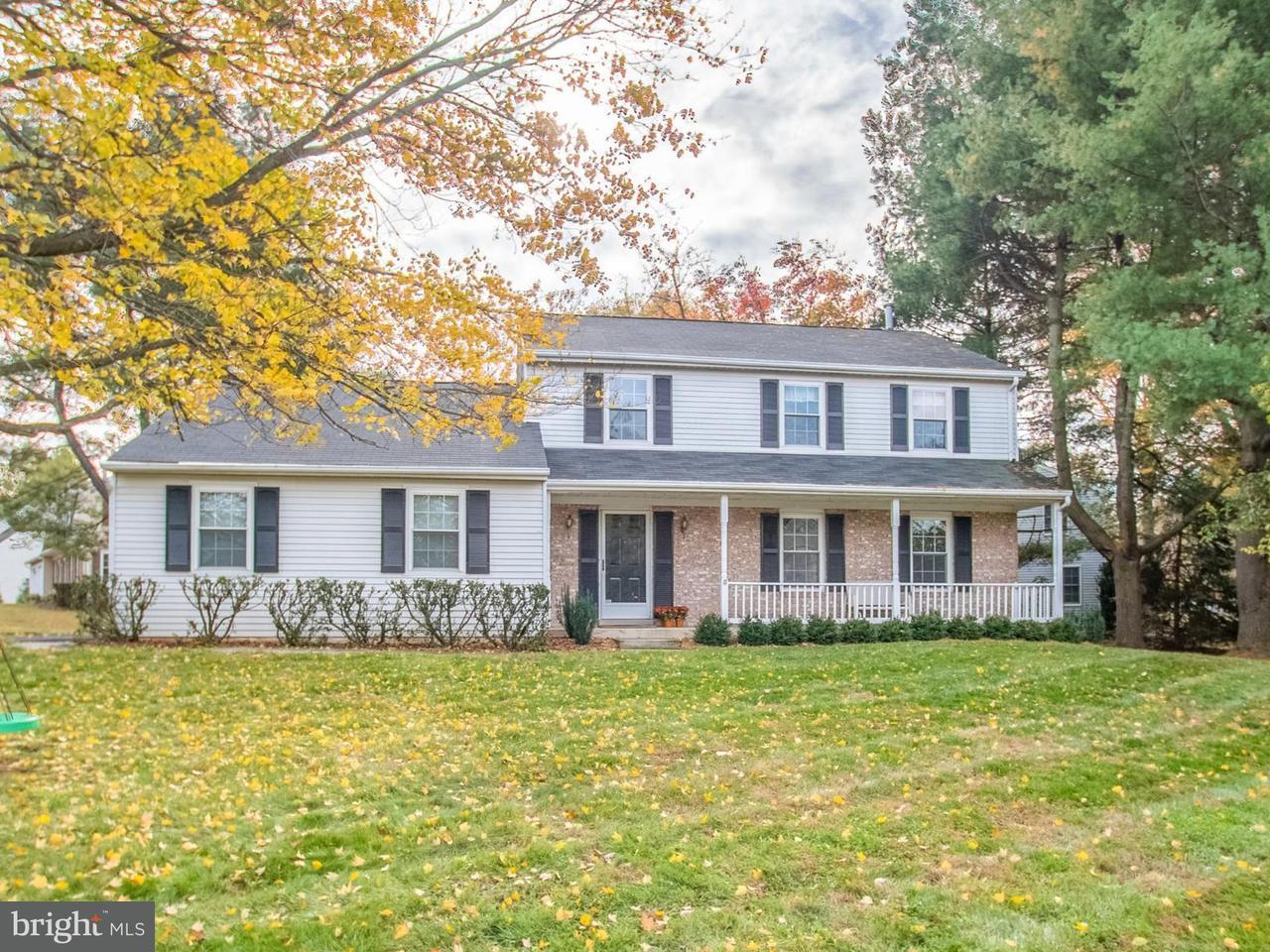 Maison unifamiliale pour l Vente à 15609 WAPELLO WAY 15609 WAPELLO WAY Derwood, Maryland 20855 États-Unis