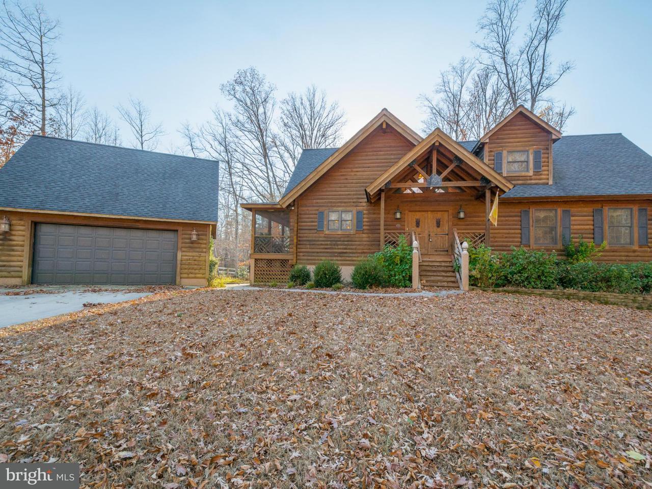 一戸建て のために 売買 アット 79 RETRIEVER Court 79 RETRIEVER Court Bumpass, バージニア 23024 アメリカ合衆国