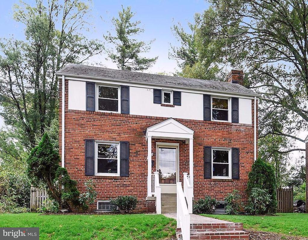 Single Family Home for Sale at 418 DEERFIELD Avenue 418 DEERFIELD Avenue Silver Spring, Maryland 20910 United States