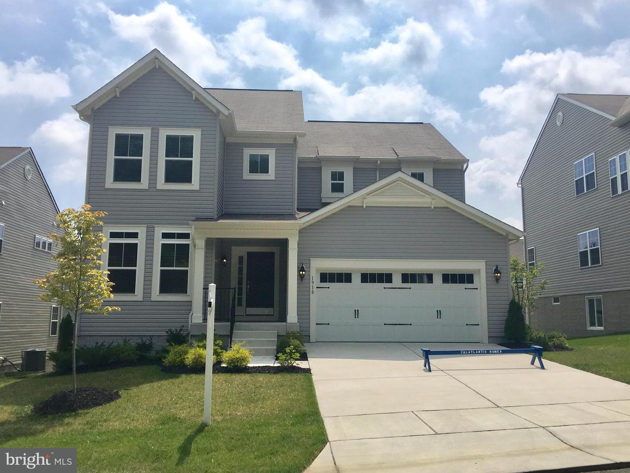 Casa Unifamiliar por un Venta en 1918 RUSHLEY Road 1918 RUSHLEY Road Parkville, Maryland 21234 Estados Unidos