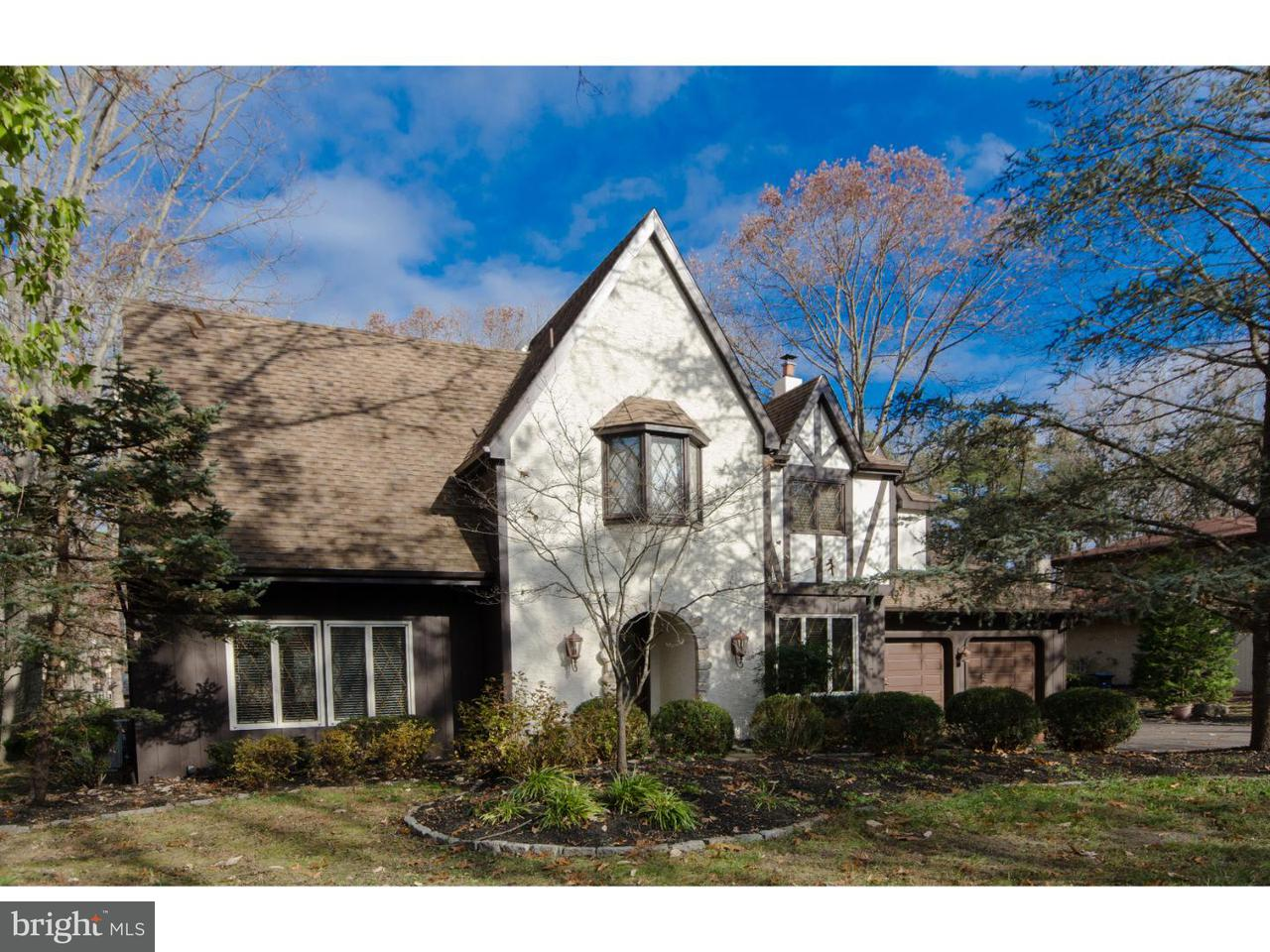 Single Family Home for Sale at 206 WHITEHALL Court Voorhees Township, New Jersey 08043 United States