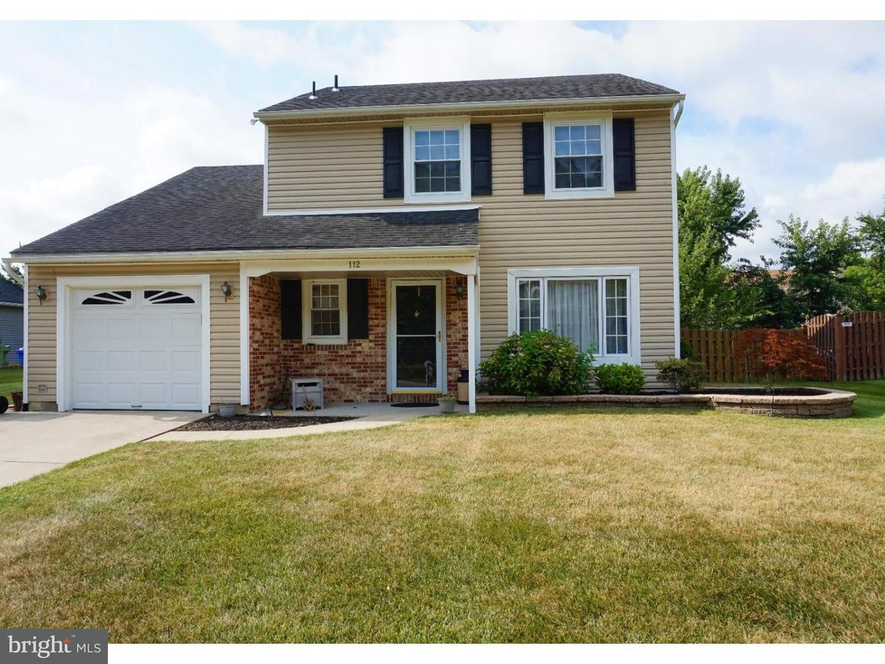 Casa Unifamiliar por un Venta en 112 FOX HILL Drive Evesham, Nueva Jersey 08053 Estados Unidos