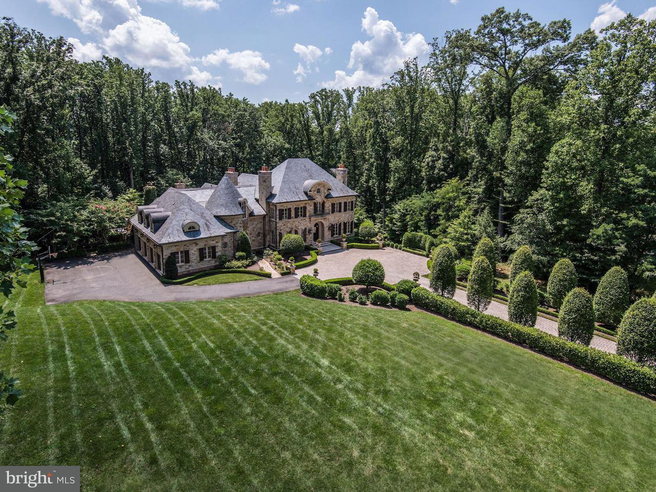 獨棟家庭住宅 為 出售 在 1004 FOUNDERS RIDGE Lane 1004 FOUNDERS RIDGE Lane McLean, 弗吉尼亞州 22102 美國