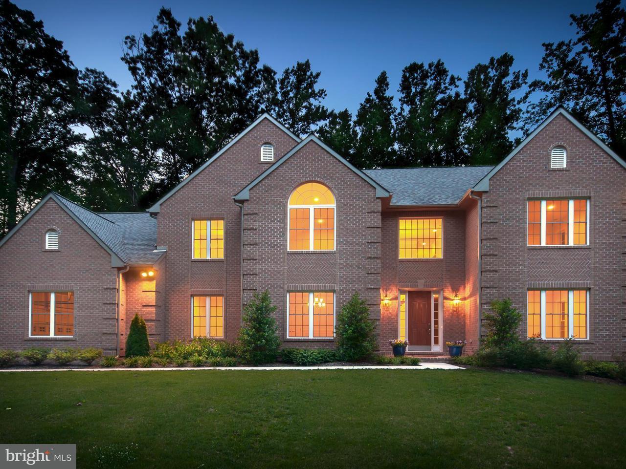 Maison unifamiliale pour l Vente à 2401 TUFTON SPRINGS Lane 2401 TUFTON SPRINGS Lane Reisterstown, Maryland 21136 États-Unis