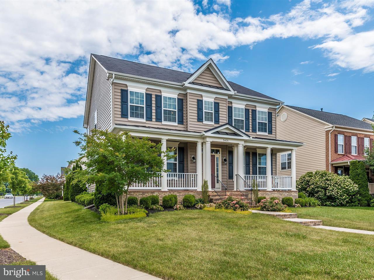 Maison unifamiliale pour l Vente à 5431 LOTT 5431 LOTT Adamstown, Maryland 21710 États-Unis