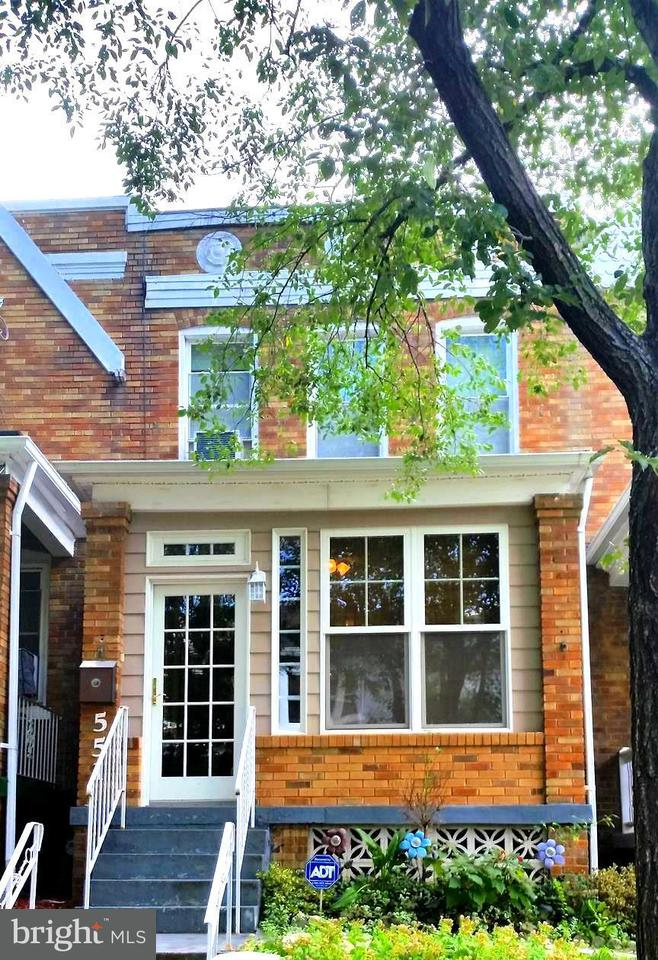 Single Family for Sale at 551 23rd Pl NE Washington, District Of Columbia 20002 United States