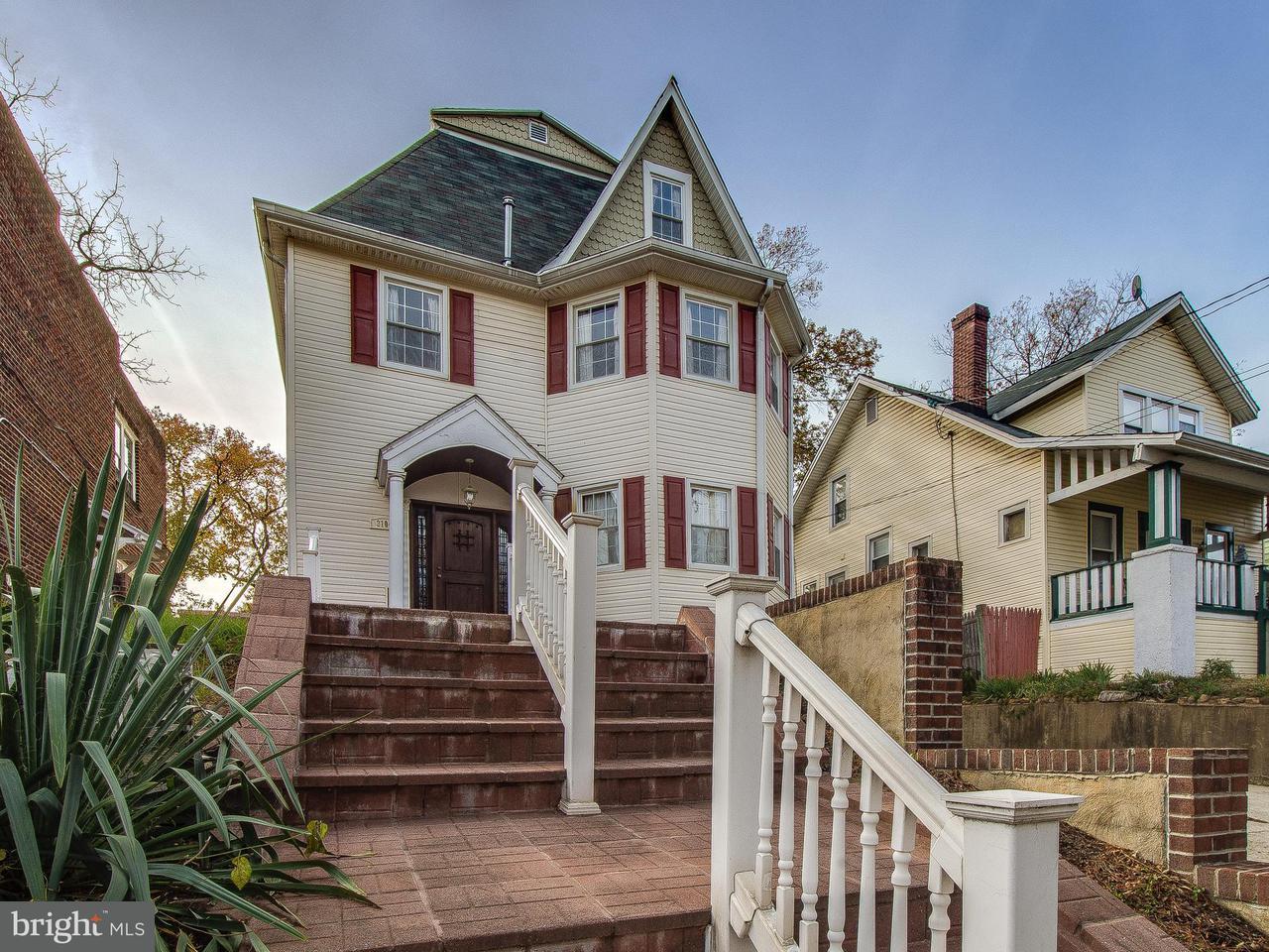 Single Family Home for Sale at 3104 SOUTH DAKOTA AVE NE 3104 SOUTH DAKOTA AVE NE Washington, District Of Columbia 20018 United States