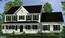 Single Family for Sale at Lot 134 North Ridge Blvd Culpeper, Virginia 22701 United States