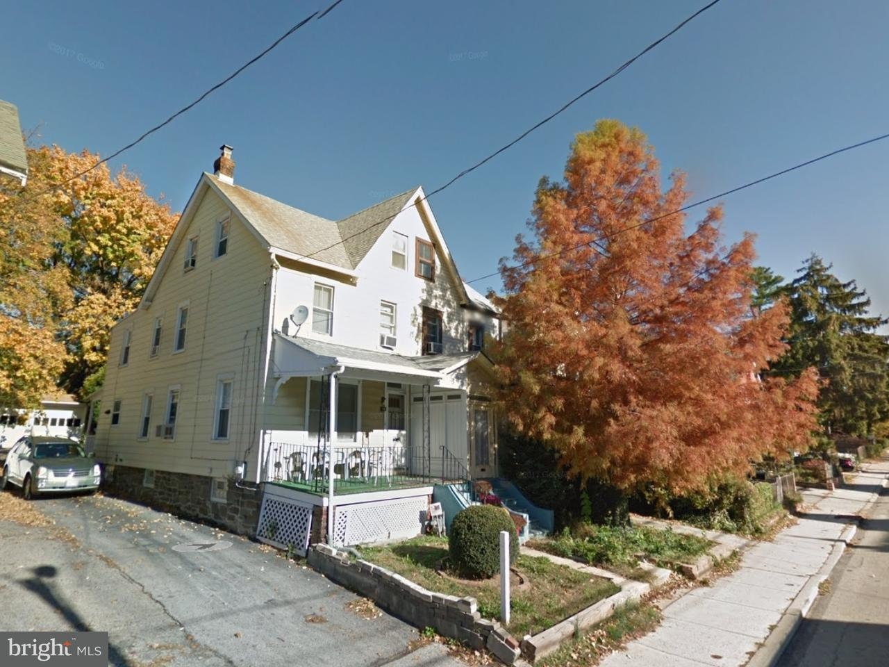 Casa unifamiliar adosada (Townhouse) por un Alquiler en 74 HOLLAND Avenue Ardmore, Pennsylvania 19003 Estados Unidos