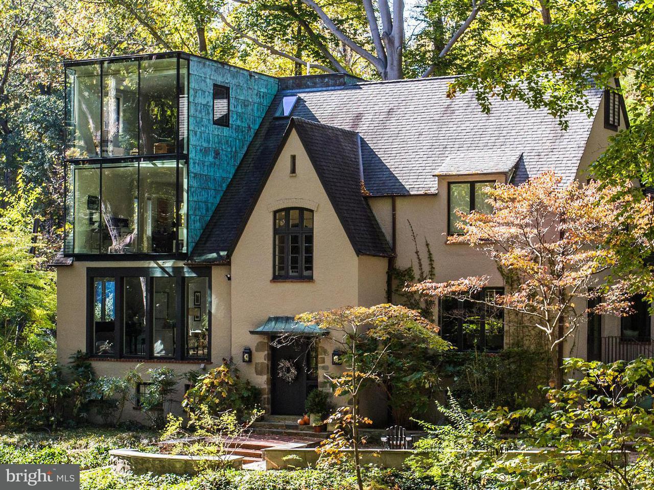 Single Family Home for Sale at 2871 AUDUBON TER NW 2871 AUDUBON TER NW Washington, District Of Columbia 20008 United States