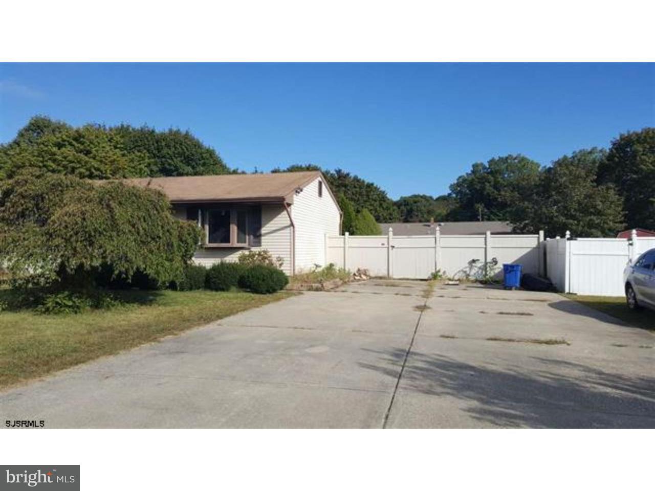 Maison unifamiliale pour l Vente à 304 E PACIFIC Avenue Minotola, New Jersey 08341 États-Unis