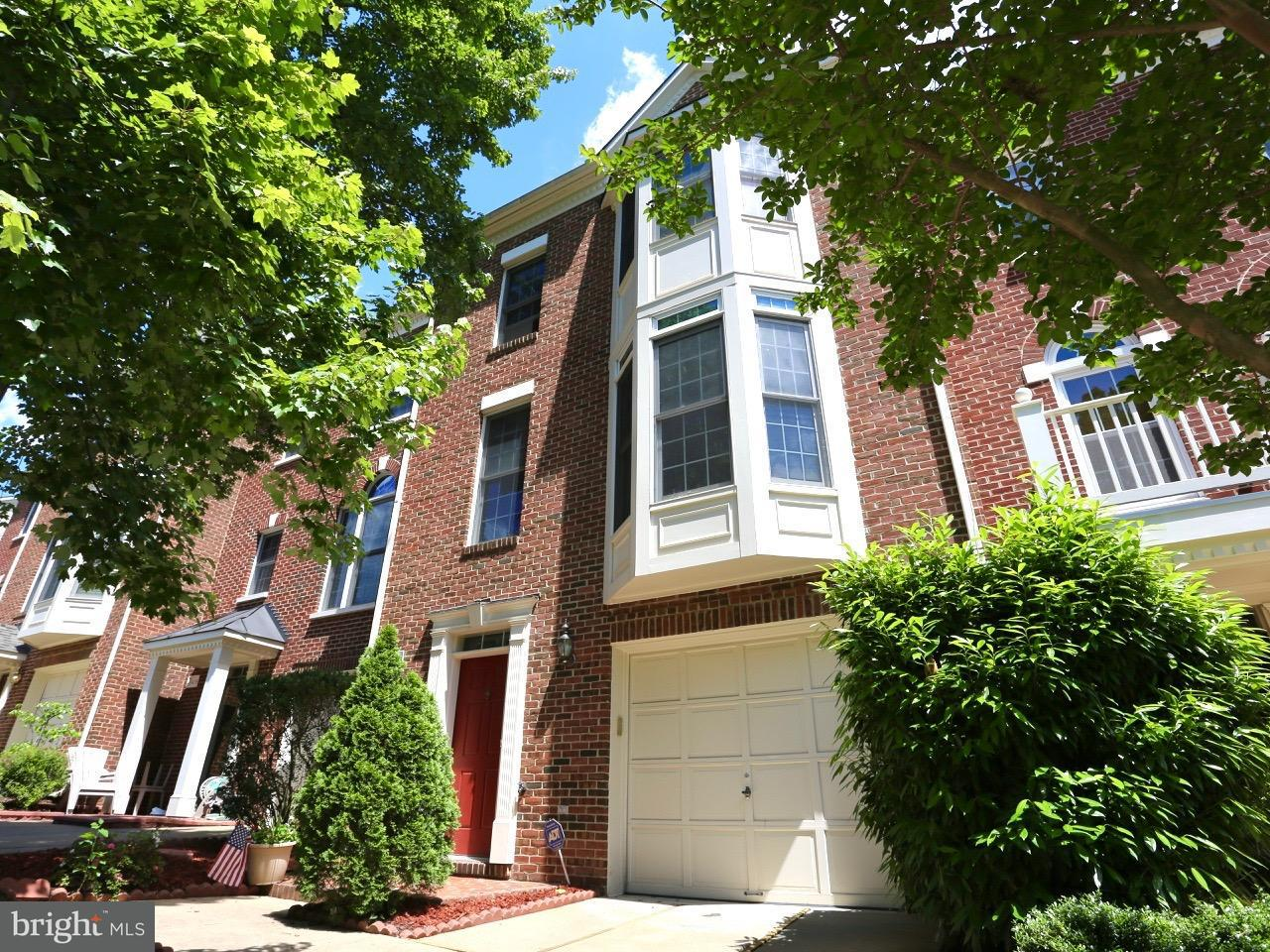 Townhouse for Sale at 4041 WERTHERS Court 4041 WERTHERS Court Fairfax, Virginia 22030 United States