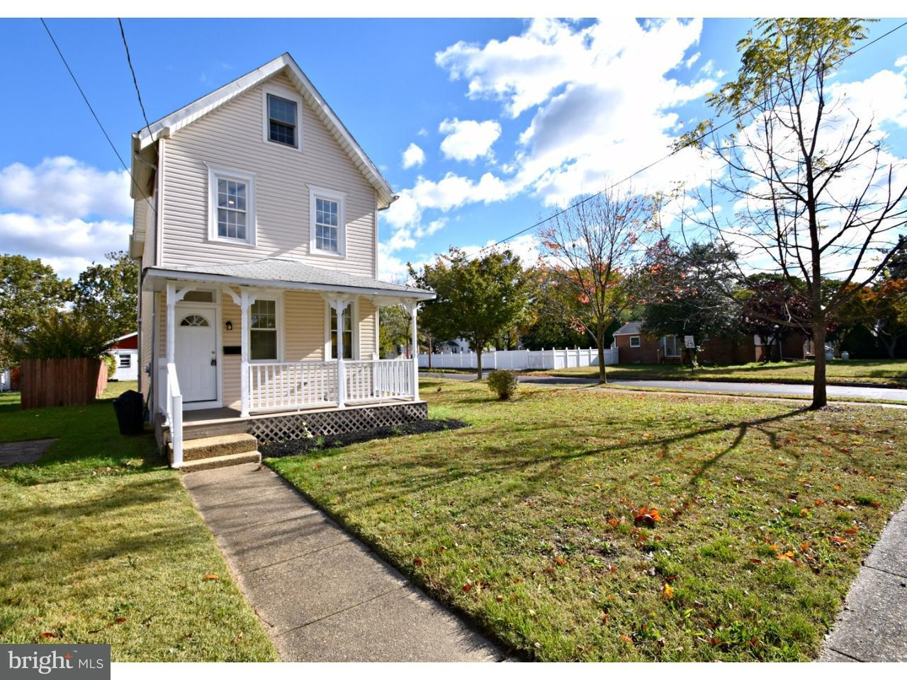 Single Family Home for Sale at 627 PENNSYLVANIA Avenue Palmyra, New Jersey 08065 United States