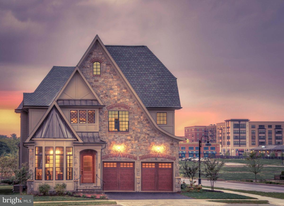 獨棟家庭住宅 為 出售 在 482 SALK Circle 482 SALK Circle Gaithersburg, 馬里蘭州 20878 美國