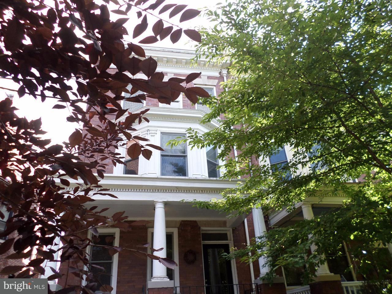 多棟聯建住宅 為 出售 在 1740 PARK RD NW 1740 PARK RD NW Washington, 哥倫比亞特區 20010 美國