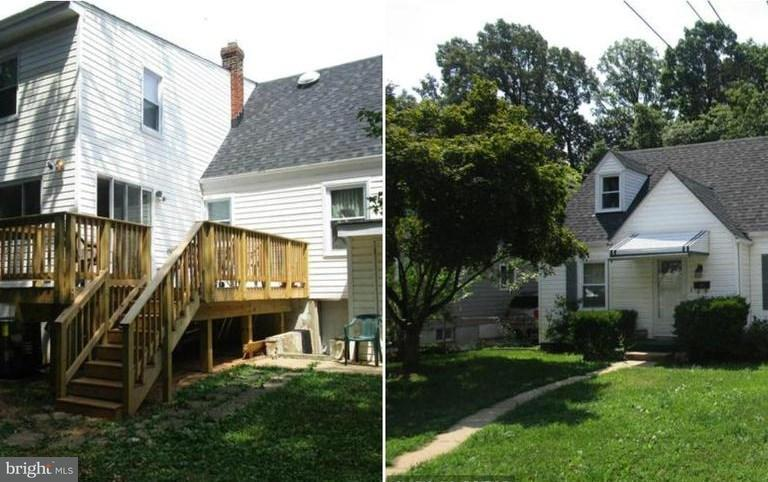 Single Family for Sale at 5433 Taylor St Bladensburg, Maryland 20710 United States
