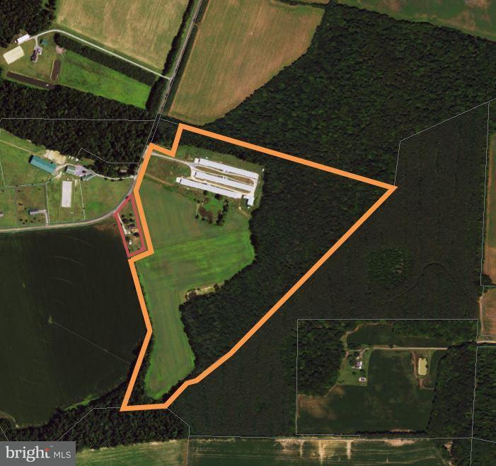Fazenda / Quinta para Venda às 6329 STATUM Road 6329 STATUM Road Preston, Maryland 21655 Estados Unidos