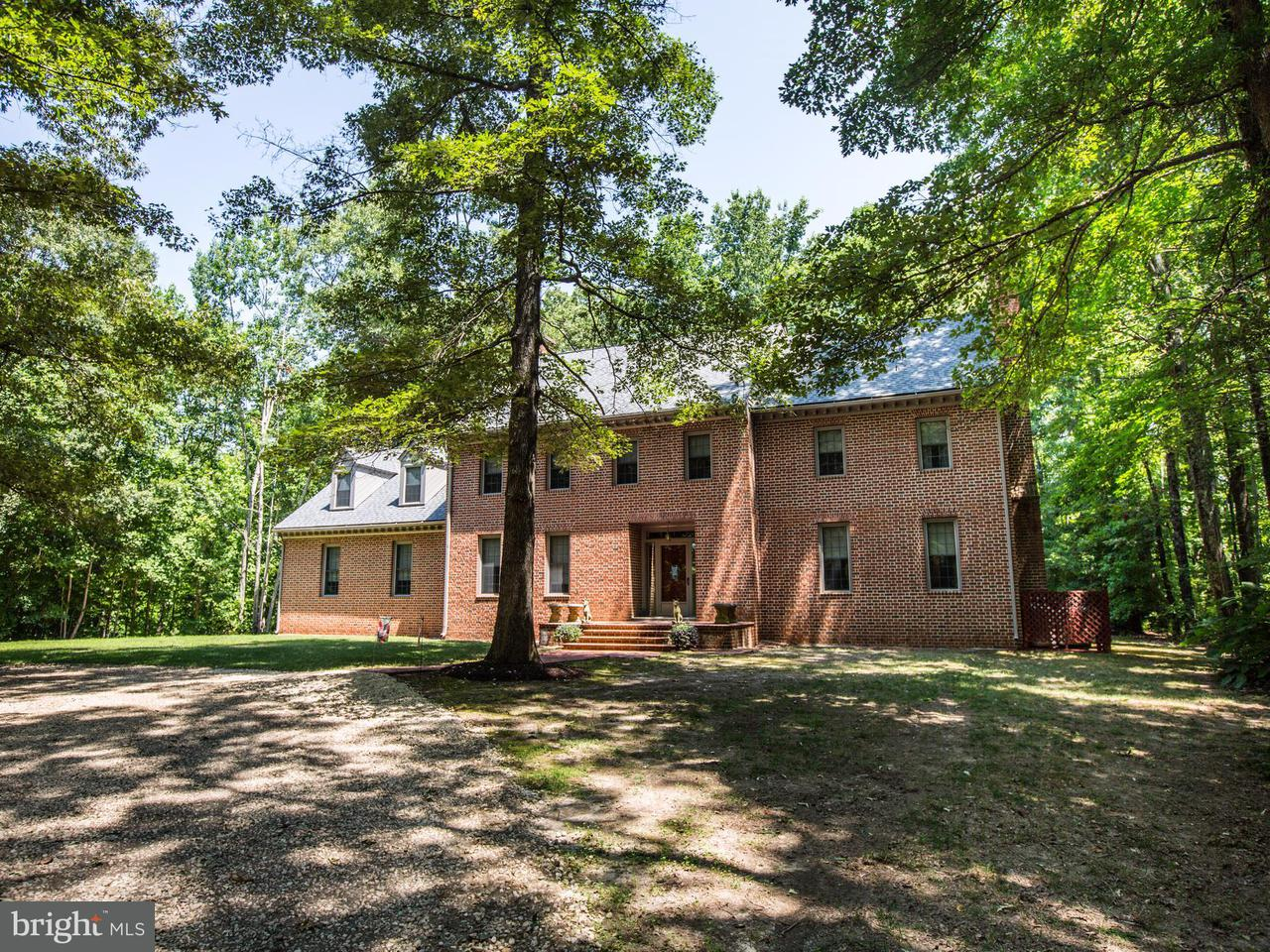 Single Family Home for Sale at 12528 Woodford Road 12528 Woodford Road Woodford, Virginia 22580 United States
