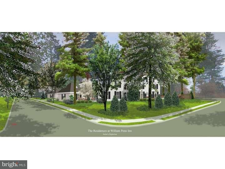 Additional photo for property listing at 1032-36 CEDARGROVE RD ##3  Wynnewood, Pennsylvania 19096 United States