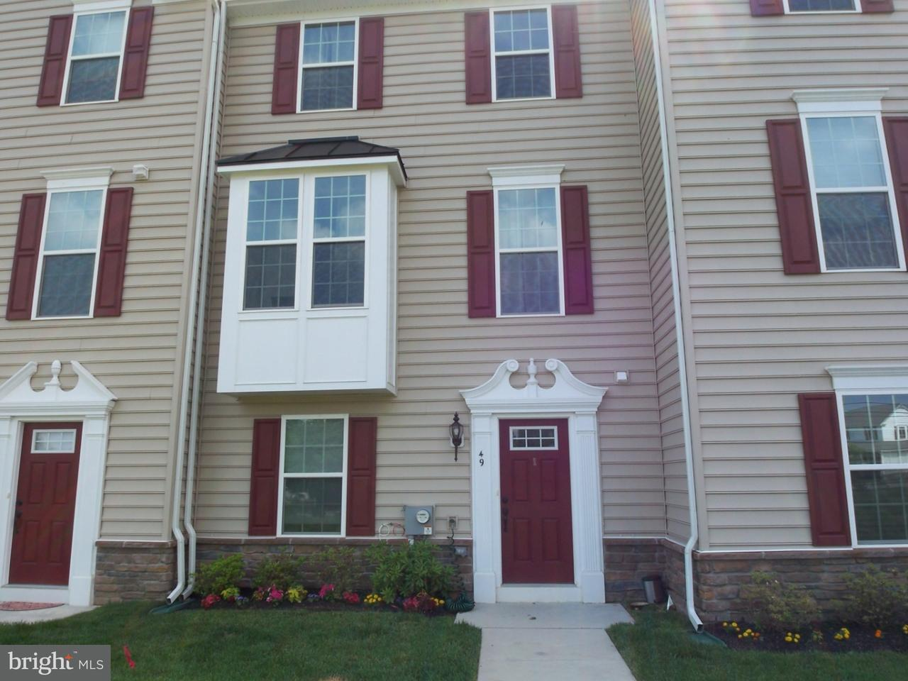 联栋屋 为 出租 在 49 MAFFET Lane 科茨威尔, 宾夕法尼亚州 19320 美国