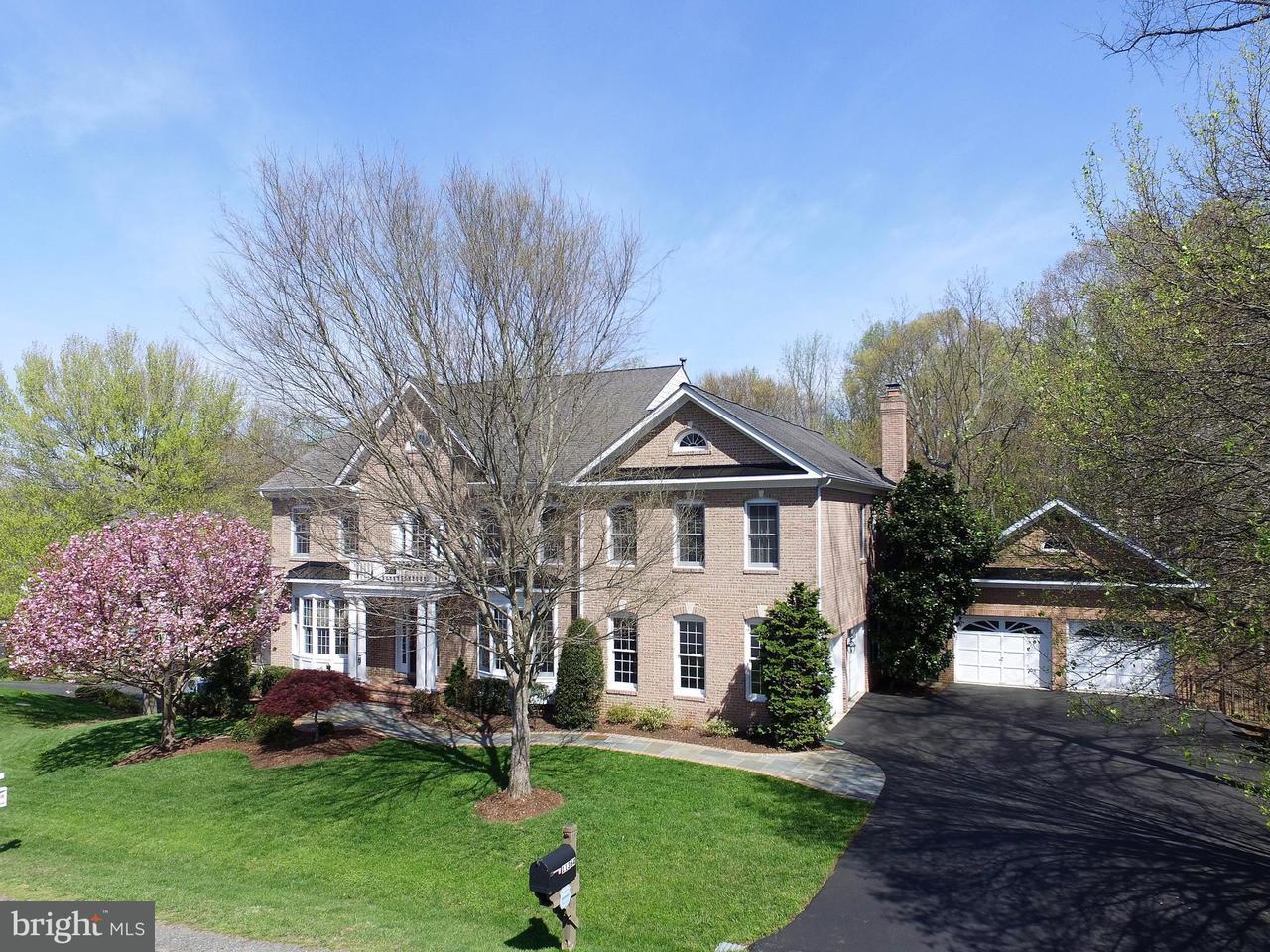 Частный односемейный дом для того Продажа на 11364 JACKRABBIT Court 11364 JACKRABBIT Court Potomac Falls, Виргиния 20165 Соединенные Штаты