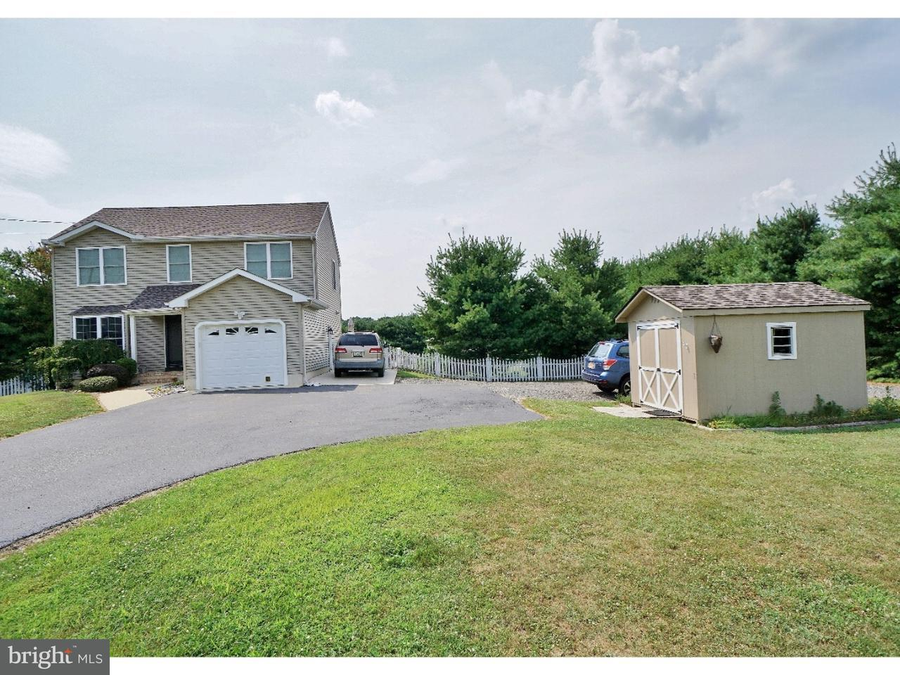 Single Family Home for Sale at 841 CROW POND Road Elmer, New Jersey 08318 United States