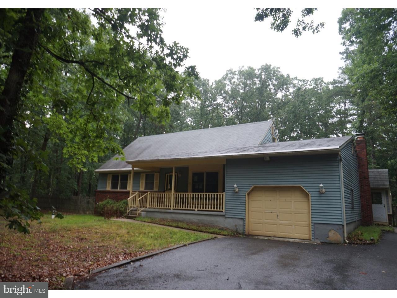 独户住宅 为 销售 在 454 PRICKETTS MILL Road Tabernacle Twp, 新泽西州 08088 美国