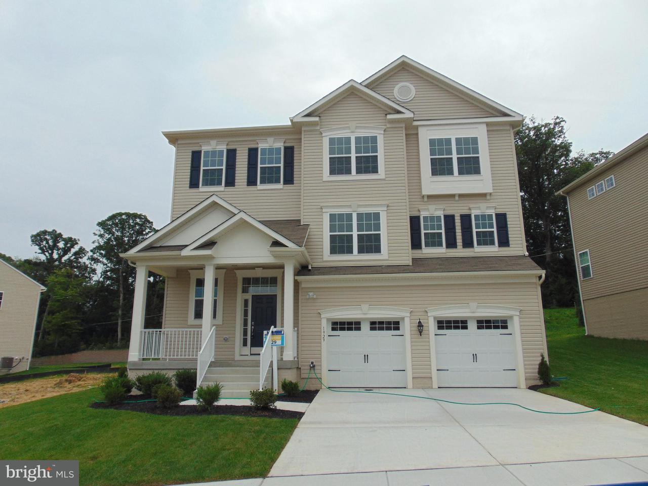 Single Family Home for Sale at 1944 RUSHLEY Road 1944 RUSHLEY Road Parkville, Maryland 21234 United States